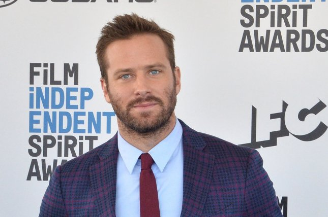 The Los Angeles Police Department said Thursday it has opened an investigation into sexual assault allegations against actor Armie Hammer, as a woman said he violently raped her in 2017.File Photo by Jim Ruymen/UPI