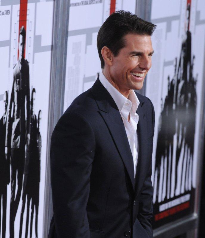 Tom Cruise (UPI Photo/Jim Ruymen)