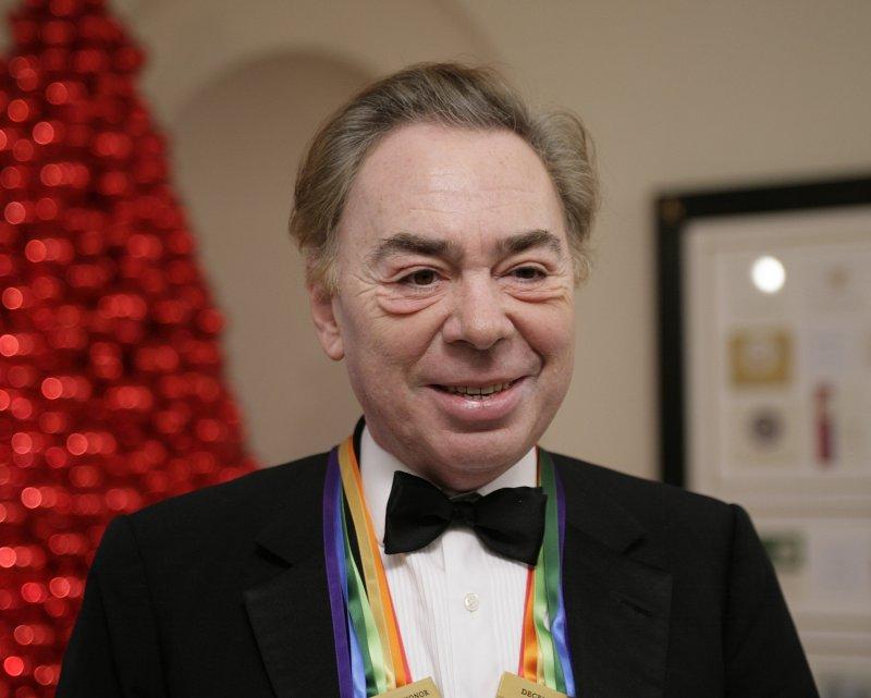 Composer Andrew Lloyd Webber (UPI Photo/Yuri Gripas)