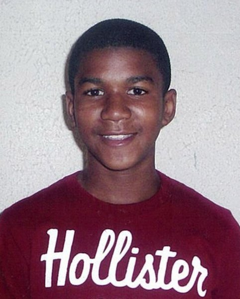 Scores of photos released by defense in Trayvon Martin case