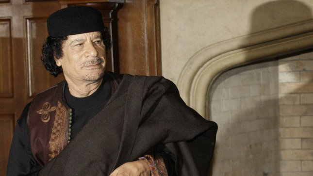 Libyan elections might be delayed till July. The nation is set to vote for new leadership to replace former Libyan leader Moammar Gahdafi, shown outside Moscow in 2008.(UPI Photo/Anatoli Zhdanov)