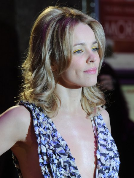 American actress Rachel McAdams attends the premiere of Morning Glory at Empire, Leicester Square in London on January 11, 2011. UPI/Rune Hellestad