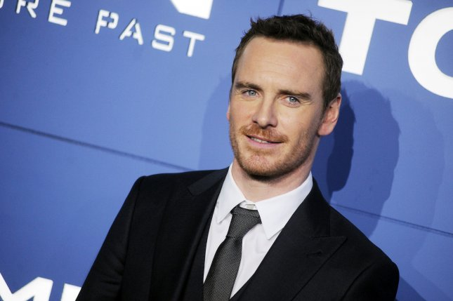 Michael Fassbender at the X-Men: Days of Future Past world premiere in New York City on May 10, 2014. Photo by Dennis Van Tine/UPI