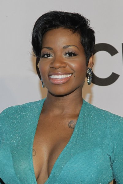 Fantasia Barrino at the Tony Awards on June 8, 2014. The singer married fiancé Kendall Taylor over the weekend. File photo by John Angelillo/UPI