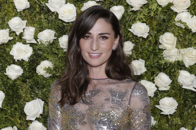 Sara Bareilles will be seen playing Mary Magdalene in Sunday's concert staging of Jesus Christ Superstar. File Photo by John Angelillo/UPI