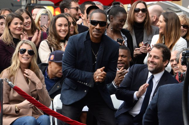 Actor Eddie Murphy has confirmed he is onboard for a sequel to 1988's Coming to America. File Photo by Jim Ruymen/UPI
