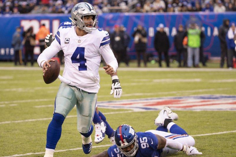 77150a0f Dak Prescott won't give Cowboys discount on new contract - UPI.com