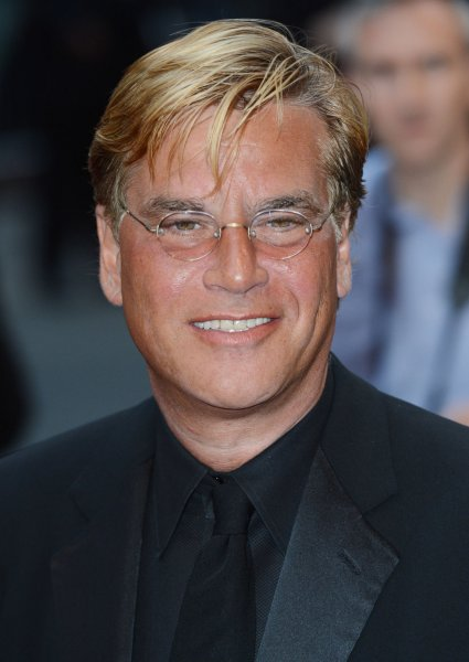 American writer Aaron Sorkin attends the GQ Awards at Royal Opera House in London on September 4, 2012. UPI/Rune Hellestad