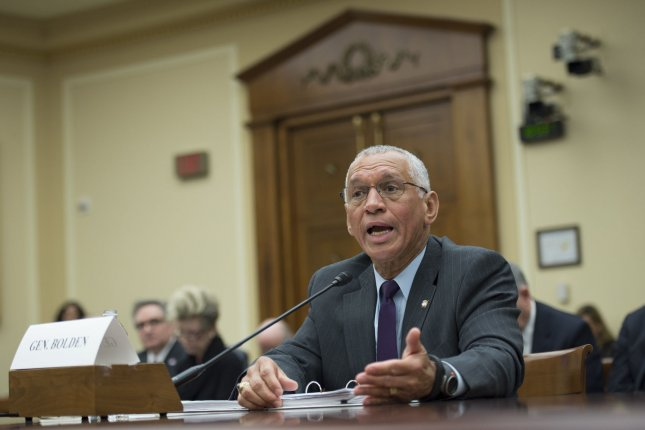 NASA Administrator Charles Bolden Jr. testifies during a House Science, Space and Technology Committee hearing on the FY2015 budget proposal for NASA, on Capitol Bill in Washington, D.C. on March 27, 2014. UPI/Kevin Dietsch