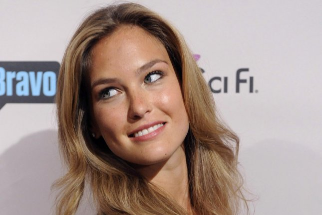 Israeli supermodel Bar Refaeli, host of the Bravo's special Tommy Hilfiger Presents Ironic Iconic America, attends the NBC All-Star party in Beverly Hills, California on July 20, 2008. File Photo by Jim Ruymen/UPI
