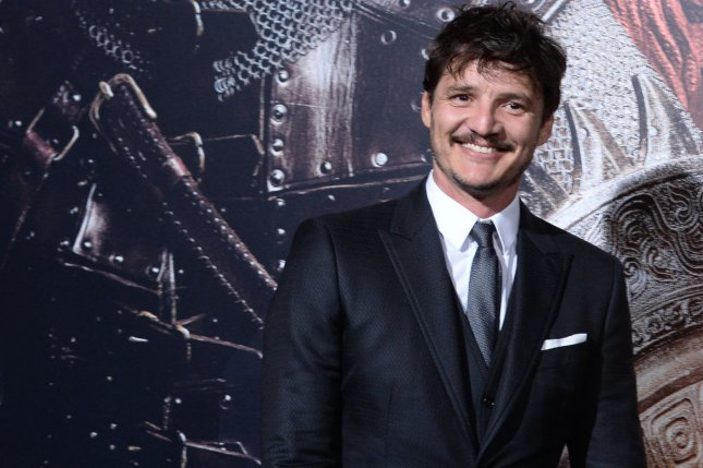 Lucasfilm has confirmed Pedro Pascal will star in its new series The Mandalorian. File Photo by Jim Ruymen/UPI