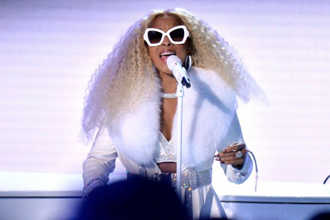 Mary J. Blige was nominated for induction into the Rock & Roll Hall of Fame Wednesday. File Photo by Jim Ruymen/UPI