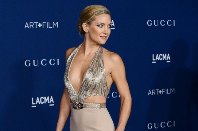 Even Kate Hudson 'can't afford' those red-carpet gowns