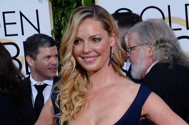 Actress Katherine Heigl attends the 72nd annual Golden Globe Awards at the Beverly Hilton Hotel on January 11, 2015. Heigl's new TV show Doubt is to premiere Wednesday. File Photo by Jim Ruymen/UPI