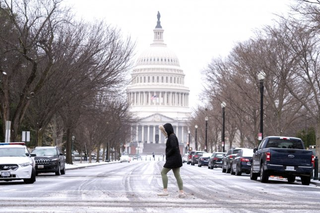Congress will vote Monday on a $900 billion coronavirus aid package and a spending measure to keep the government operating. Photo by Kevin Dietsch/UPI