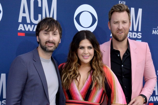 Lady A performed Like a Lady, a song from their album What a Song Can Do (Chapter One) on Good Morning America. File Photo by Jim Ruymen/UPI