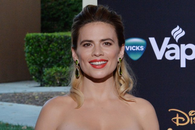 Hayley Atwell voices Peggy Carter in the Disney+ series What If...? File Photo by Jim Ruymen/UPI