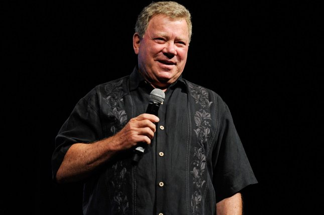 Actor William Shatner participates in the Official Star Trek Convention at the Rio Hotel & Casino in Las Vegas, Nevada on August 12, 2012. UPI/David Becker