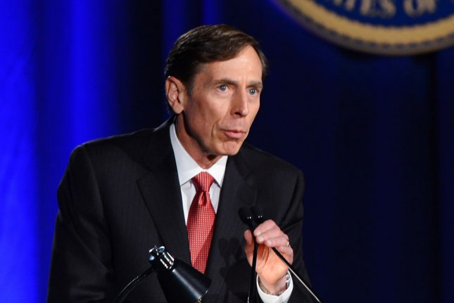 The FBI and Justice Department recommended felony charges against former CIA director Gen. David Petraeus. File photo by Jim Ruymen/UPI.