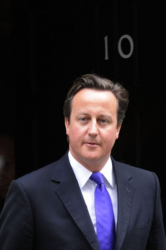 British Prime Minister David Cameron, pictured in London July 20, 2011. UPI/Hugo Philpott
