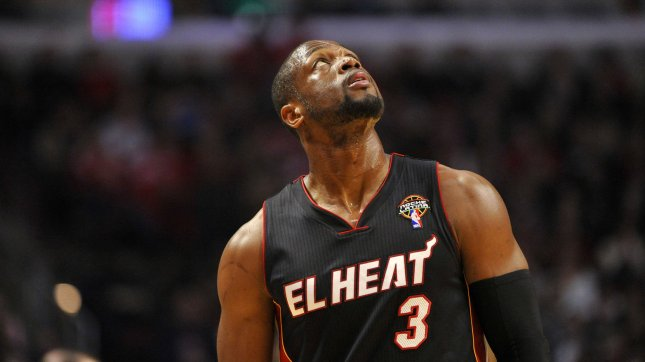 Video: Dwyane Wade's 10-year-old son got his share of basketball
