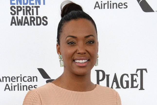 Actress Aisha Tyler attends the 31st annual Film Independent Spirit Awards on February 27, 2016. Tyler gave an emotional speech about her divorce on the latest episode of The Talk. File Photo by Jim Ruymen/UPI