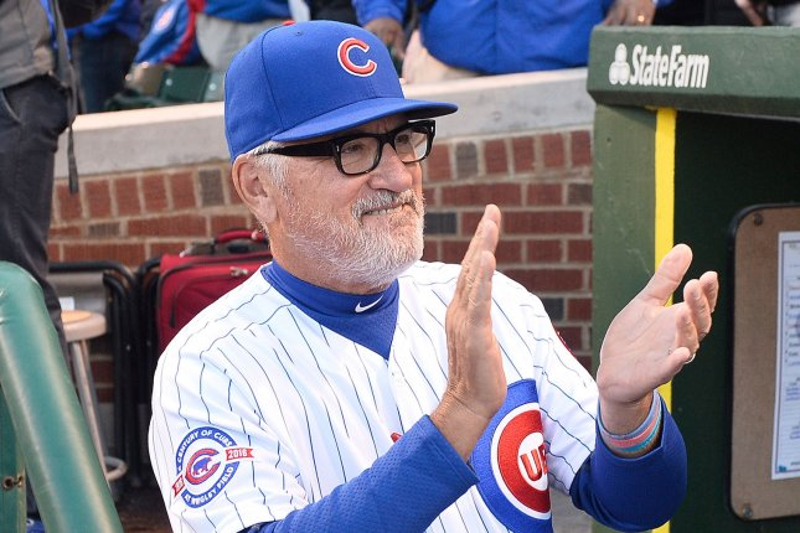 Joe Maddon has Chicago Cubs thinking outside box - UPI.com