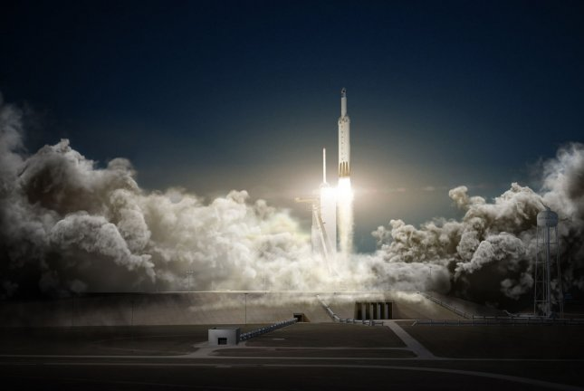 Tourists will go to the moon with SpaceX