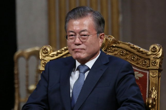 Prosecutors and inspectors from the Seoul Eastern District Prosecutors' Office were sent to the presidential office to secure possible evidence of the alleged crime involving the top executive office. File Photo by David Silpa/UPI