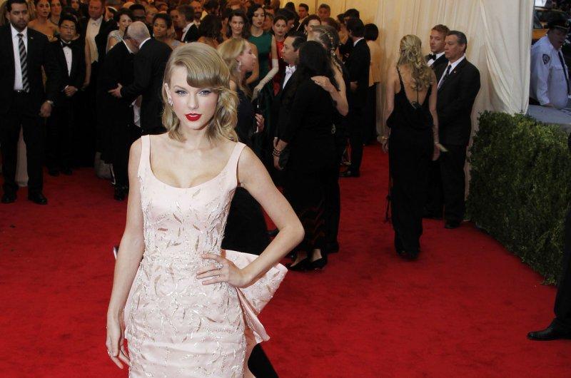 Taylor Swift. UPI/John Angelillo