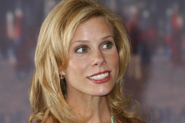 Actress Cheryl Hines arrives for a photocall for her movie Waitress at the 33rd American Film Festival of Deauville in Deauville, France on Sept. 3, 2007. Photo by David Silpa/UPI