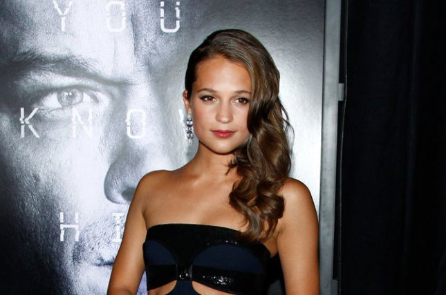 Alicia Vikander attends the premiere of Jason Bourne on July 18, 2016. The actress has onfirmed that the upcoming Tomb Raider film is based on the latest, rebooted series of video games. File Photo by James Atoa/UPI