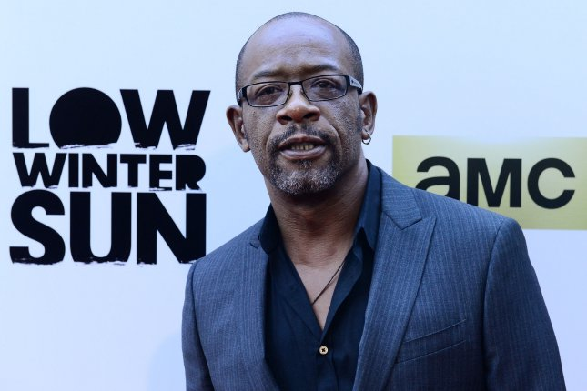 Actor Lennie James' show Fear the Walking Dead will kick off its fifth season on June 2. File Photo by Jim Ruymen/UPI