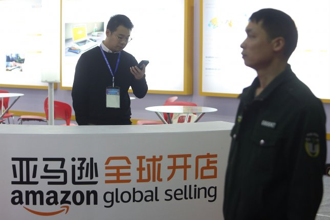 Amazon will shut down its China website on July 18. File Photo by Stephen Shaver/UPI