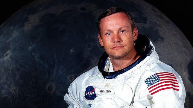 KSC99071522 - JULY 1969 - CAPE CANAVERAL, FLORIDA, USA: The National Aeronautics and Space Administration (NASA) has named NEIL A. ARMSTRONG as Commander of Apollo 11 Lunar Landing Mission.. iw/NASA UPI