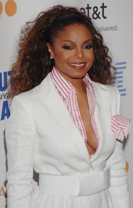 File photo of Janet Jackson dated April 26, 2008. (UPI Photo/Seiji Yamada)