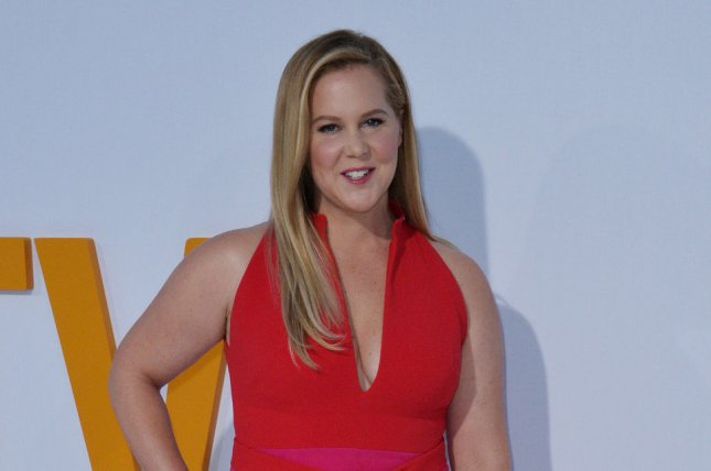 Amy Schumer will starring in a second, Netflix comedy special in March. File Photo by Jim Ruymen/UPI