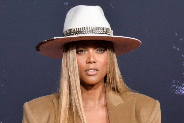 Tyra Banks gave an update on the potential Coyote Ugly sequel while celebrating the film's 20th anniversary. File Photo by Jim Ruymen/UPI