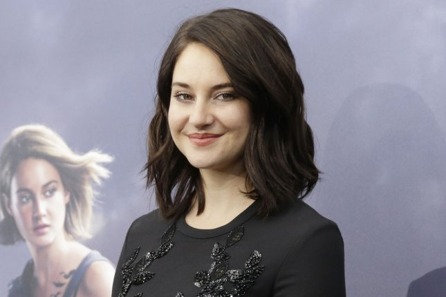 Shailene Woodley at the New York premiere of Allegiant on March 14. The actress plays Tris in the Divergent movies. File Photo by John Angelillo/UPI