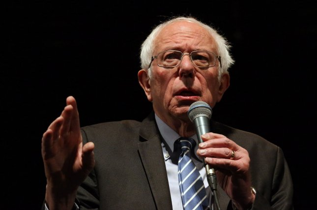 Democratic presidential candidate Sen. Bernie Sanders won the second U.S. territory to vote in the Democratic primary so far, the Northern Mariana Islands. Photo by Bill Greenblatt/UPI