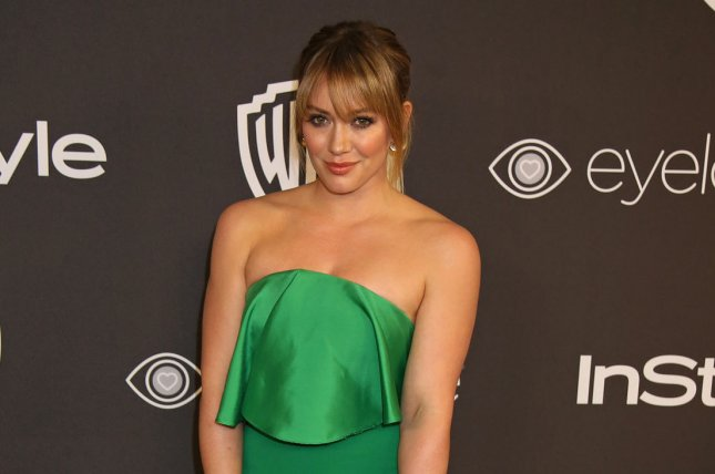 Hilary Duff publicly shamed her neighbour for smoking