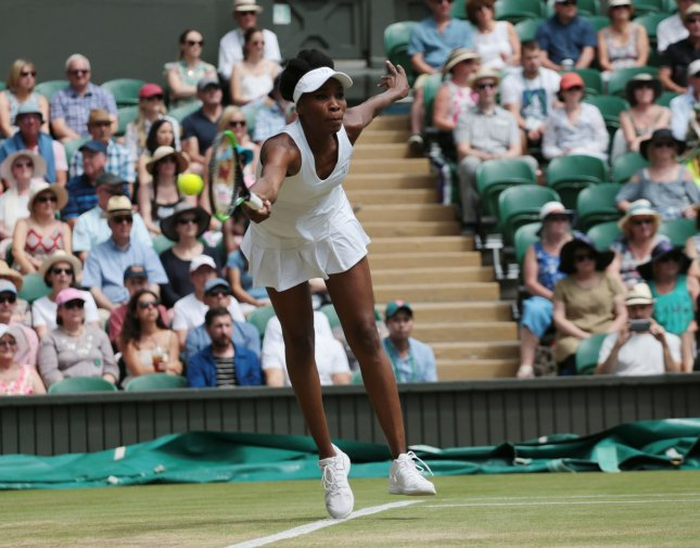 Venus Williams vs Jelena Ostapenko