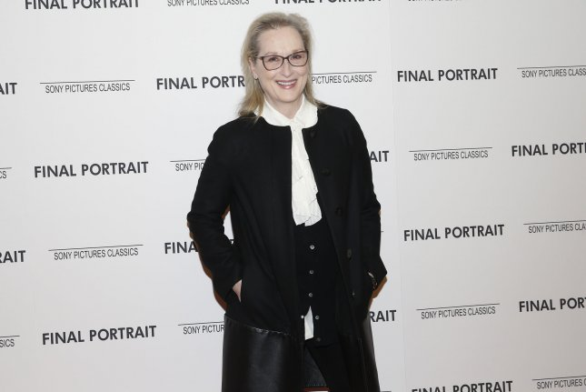 Actress Meryl Streep makes her Big Little Lies debut in a teaser released on Sunday. File Photo by John Angelillo/UPI