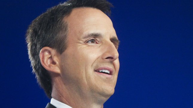 Former Minnesota Gov. Tim Pawlenty is reportedly on the short list for the Republican vice presidential choice, which could be announced this week. 2011 file photo. UPI/Ryan T. Conaty