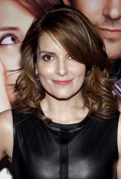 Tina Fey arrives on the red carpet at the New York Premiere of ADMISSION at AMC Loews Lincoln Square 13 in New York City on March 5, 2013. UPI/John Angelillo