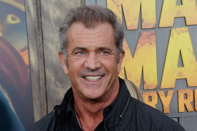 Actor Mel Gibson attends the premiere of the motion picture thriller Mad Max: Fury Road in Los Angeles on May 7, 2015. File photo by Jim Ruymen/UPI