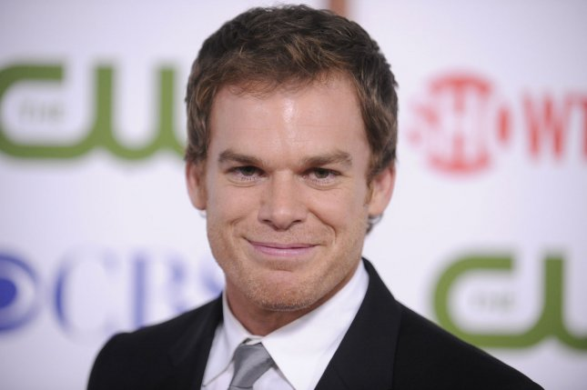 Actor Michael C. Hall attends the CBS party during the Television Critics Association summer press tour in Beverly Hills on August 3, 2011. Hall has signed on to play President John F. Kennedy in Season 2 of The Crown. File Photo by Phil McCarten/UPI
