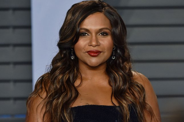 Mindy Kaling is working on a limited series for Hulu based on the 1994 film Four Weddings and a Funeral. File Photo by Christine Chew/UPI