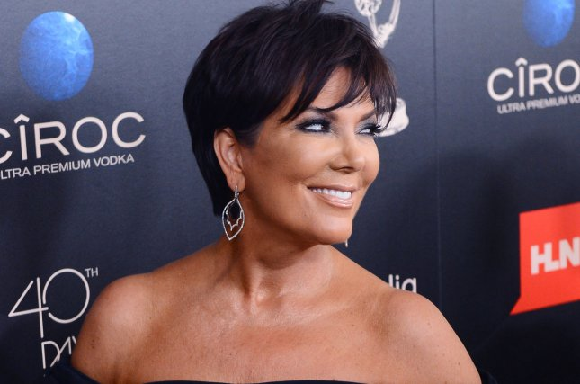 Kris Jenner arrives for the the National Academy of Television Arts & Science's 40th annual Daytime Emmy Awards at the the Beverly Hilton in Beverly Hills, California on June 16, 2013. UPI/Jim Ruymen