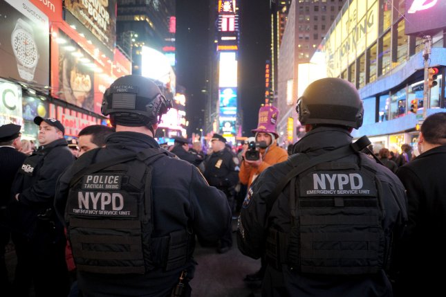 NYPD Emergency Service Unit officers are set to receive more than $700,000 worth of automatic rifles. Photo by Dennis Van Tine/UPI